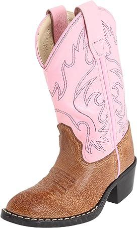 9e19d00e018 Old West Kids Boots Gina (Toddler/Little Kid) | Zappos.com