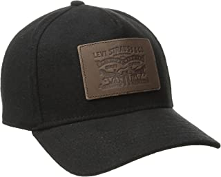 Levi`s Men`s Classic Baseball Hat with Logo