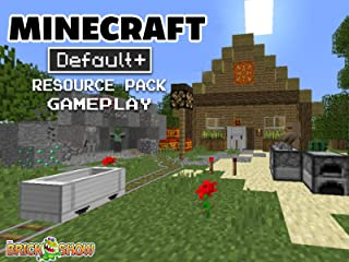 Clip: Michael Play's Minecraft Default+ Resource Pack