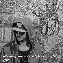 Analog Man In Digital World