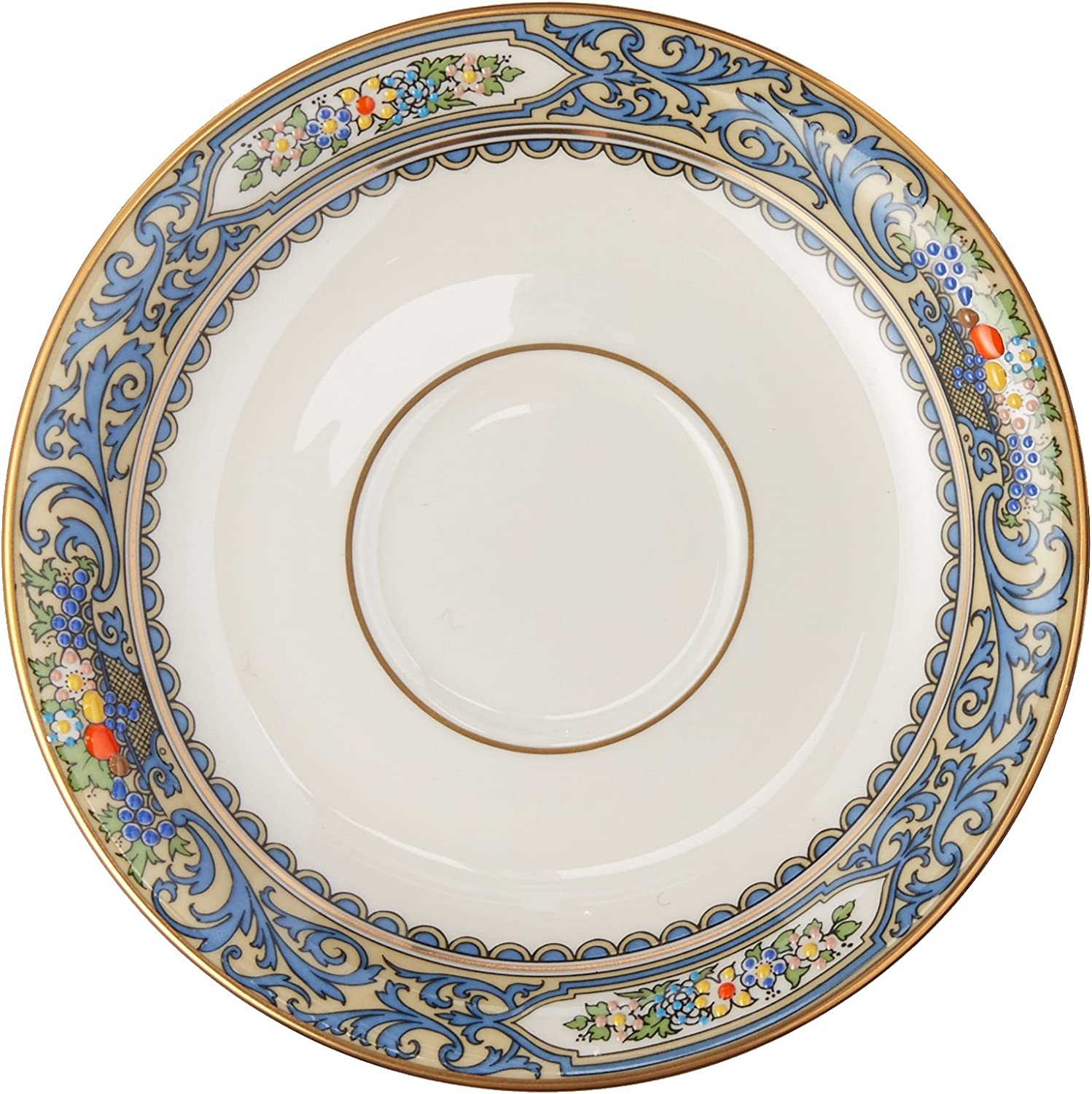 Lenox Autumn Ivory New arrival Saucer Quantity limited