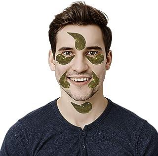 Korean 60 psc Black Gold Pearl Collagen Eye Patch | Anti Wrinkle Eye Mask Gel Sleep Mask Dark Circles Under Eye Bags Treat...