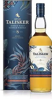 Talisker Special Release 2020, 8 Jahre Single Malt Whisky, in Geschenkverpackung Single Malt Whisky 1 x 0.7 l