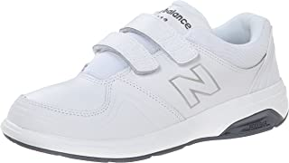 New Balance Women's WW813 Hook and Loop Walking Shoe
