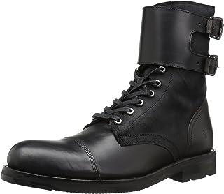 FRYE Men's Officer Cuff Boot Combat