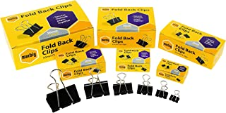 MARBIG(R) Fold Back Clips 41Mm Box 12 87055