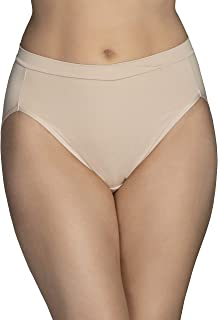 Vanity Fair Women's Beyond Comfort Silky Stretch Hi Cut Panty 13291