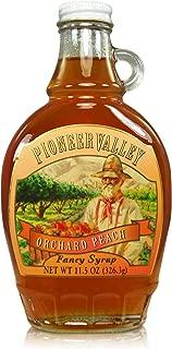 Orchard Peach Pancake Syrup