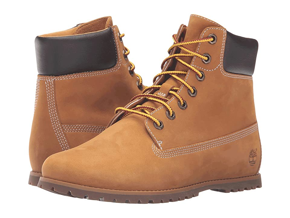 Timberland Joslin 6 Boot (Wheat Nubuck) Women