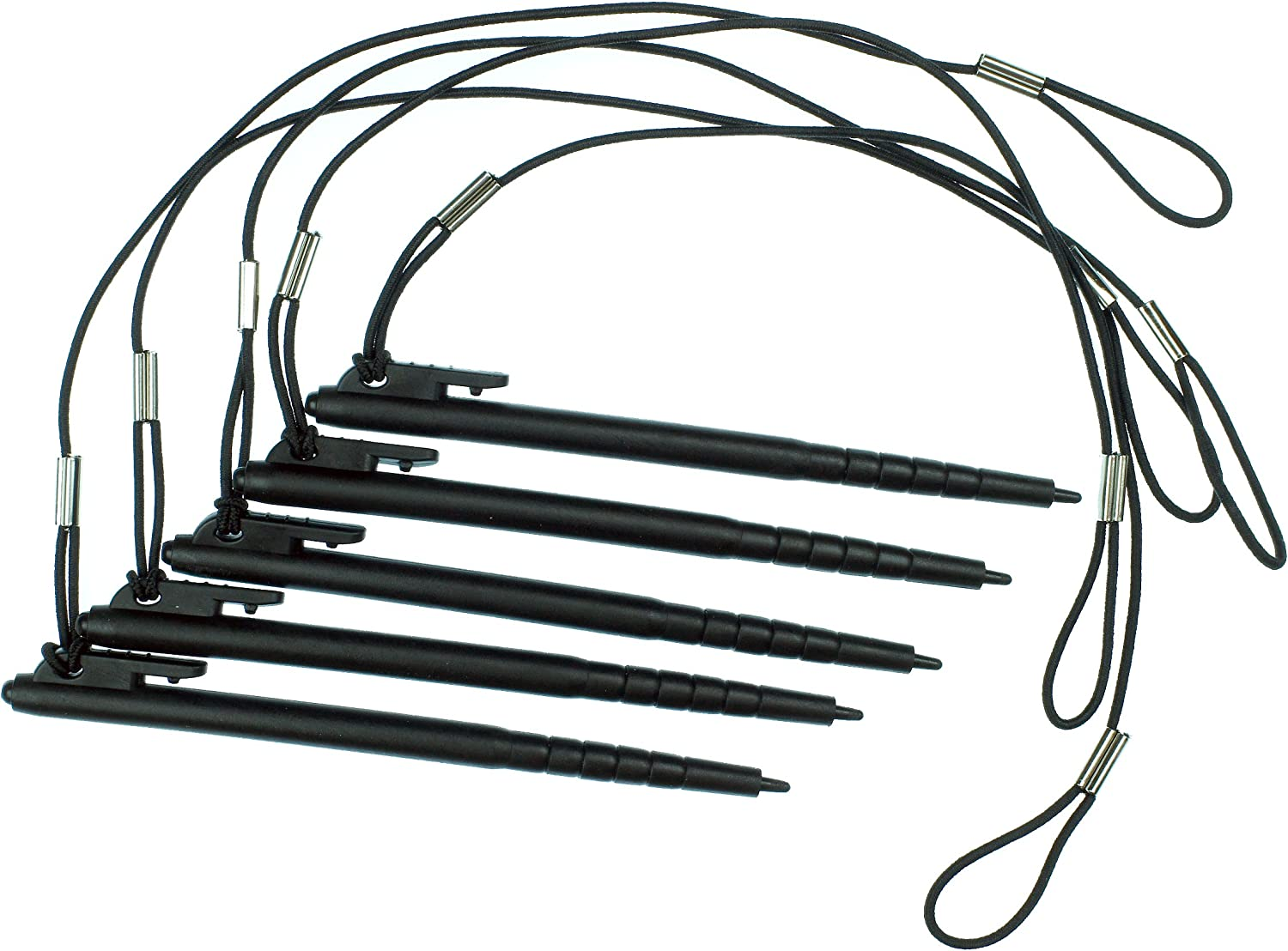TUSA MC70 / MC75 Tethered Stylus - 5-Pack for Barcode Scanners