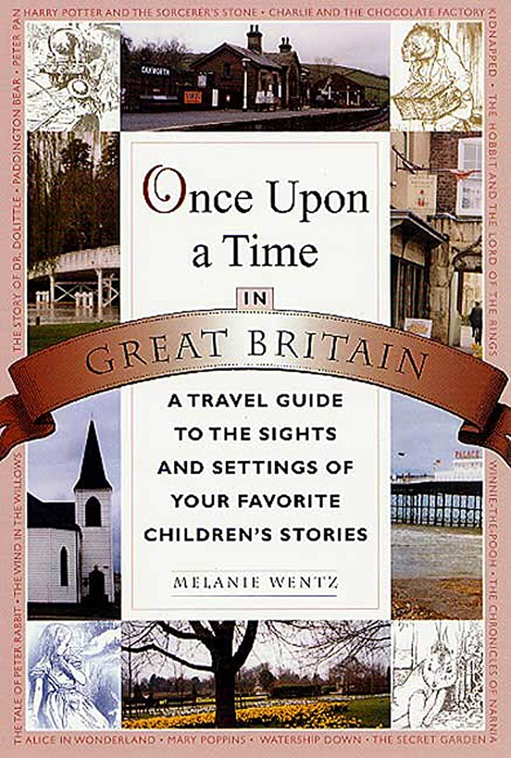 一生理容室真夜中Once Upon a Time in Great Britain: A Travel Guide to the Sights and Settings of Your Favorite Children's Stories (English Edition)