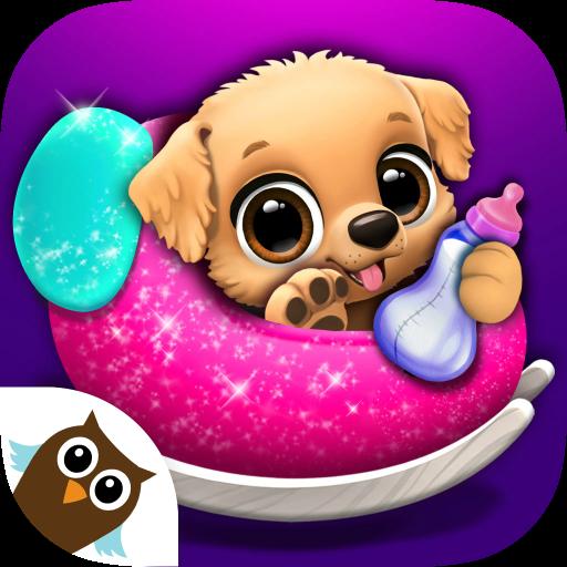 FLOOF - Ma maison d'animaux - Jeux de chiens et chats...