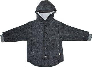 Disana Walk Giacca 3221 100% lana vergine e fodera 100% cotone bkA.