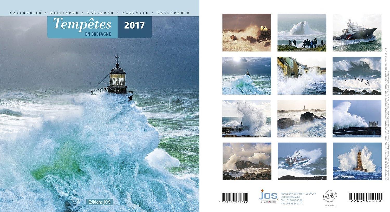 Kalender Steg 2017 Sturm in Bretagne B01JZXMGBS   Deutschland Deutschland Deutschland Shops  b181bb