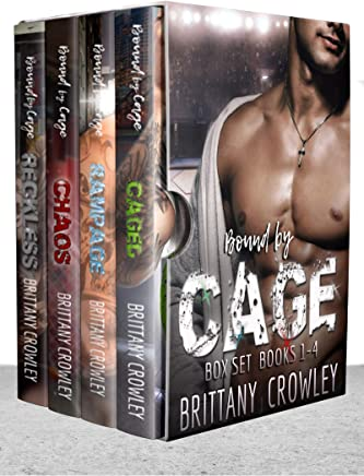 Bound By Cage Box Set (Complete Series Books 1-4) : MMA Romance