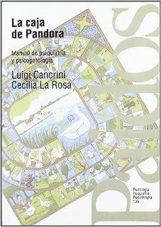 Mejor La Caja De Pandora Cancrini