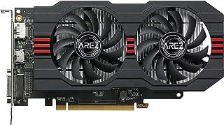 AMD Radeon RX 560, Tarjeta de vídeo ASUS AREZ-RX560-O4G-EVO, Edición OC 4GB GDDR5 con dos ventiladores resistentes al polvo