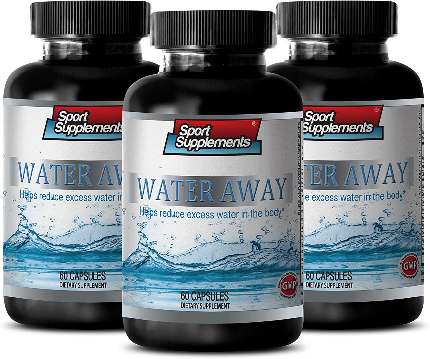 Gut Health Support - Water Super beauty product restock quality top Diuretic Dande Los Angeles Mall Away Natural Complex