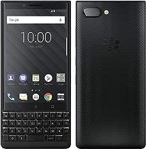BlackBerry Key2 BBF100-6 Dual Sim 128GB Black - Factory Unlocked International Version - GSM ONLY, NO CDMA - No Warranty in The USA