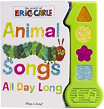 World of Eric Carle, Baby's First Song Book: Animal Songs All Day Long - PI Kids