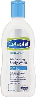 Cetaphil Pro Eczema Prone Body Wash for Dry & Itchy Skin, 295 ml