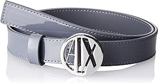 Women's Circular Logo Belt
