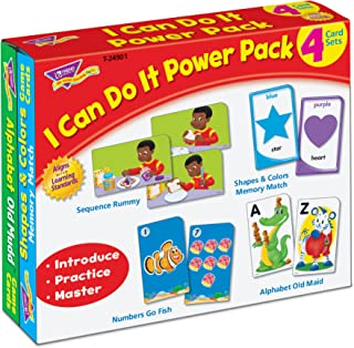 Trend Enterprises Inc I Can Do It Power Pack
