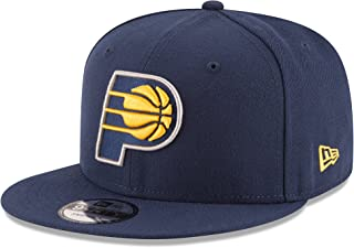 Yellow adidas Indiana Pacers NBA Youth Size 8-20 Performance Practice Graphic Flex Cap