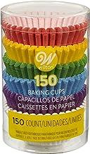 Wilton Mini Baking Cases, Multicolored, 415-5171