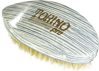 Torino Pro Wave Brushes by Brush king #69- Medium Pointy Curve Palm 360 Waves Brush