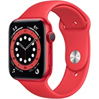 Apple Watch Series 6 GPS 44mm Aluminum Case w/Sport Band Deals