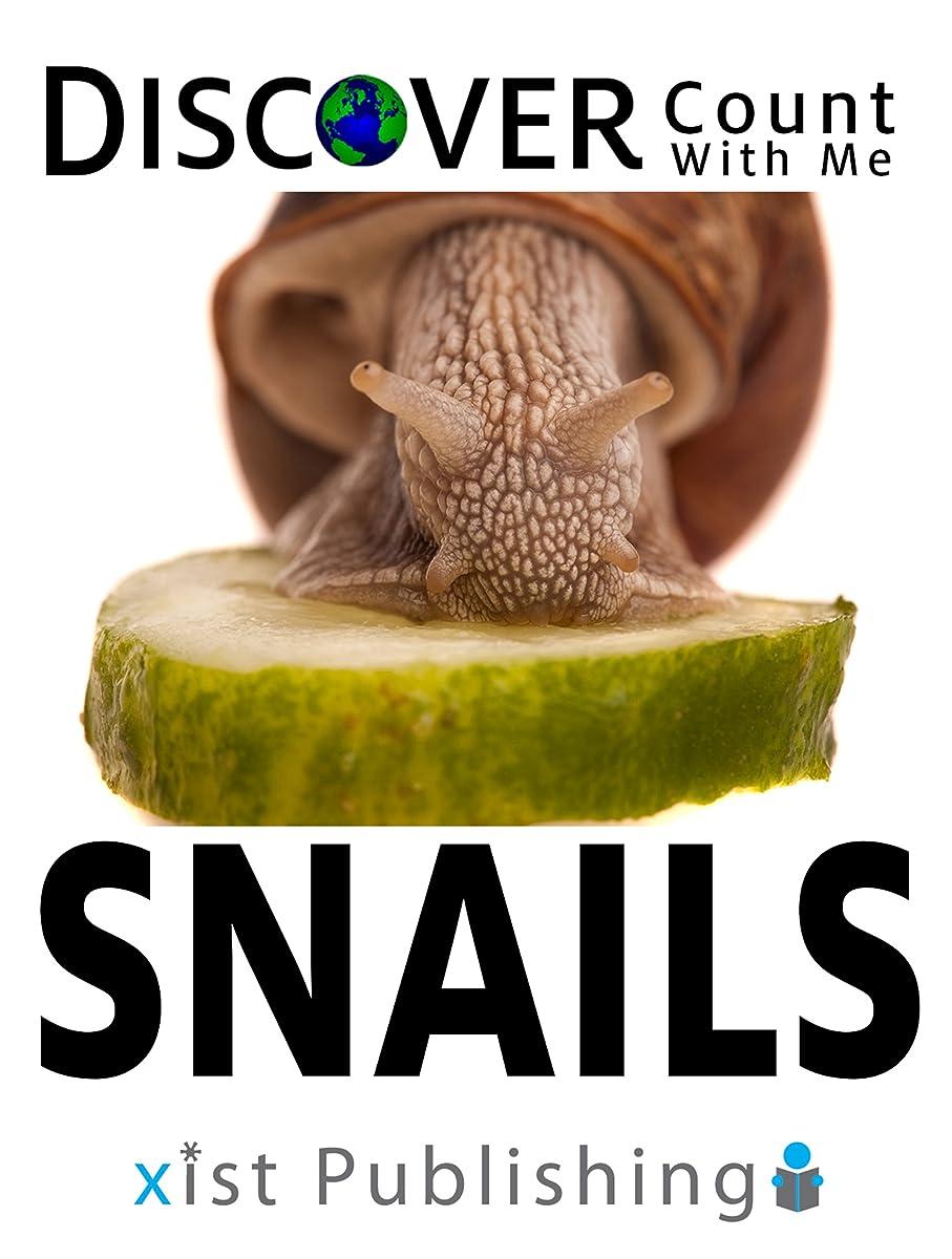 ダウンタウン太鼓腹溝Discover Snails (Discover Reading) (English Edition)