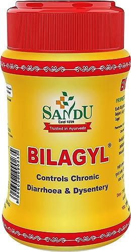 Sandu Bilagyl Best Ayurvedic Medicine for Diarrhea due to IBS 250 g