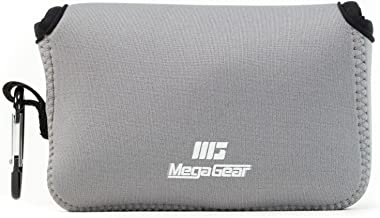 MegaGear MG1095 Ultra Light Neoprene Camera Case for Fujifilm X100F, X100T, X100S - Gray