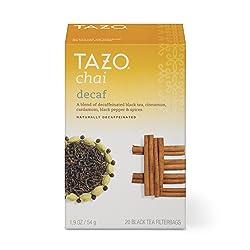 Tazo Decaf Chai Black Tea Filterbags (20 count)