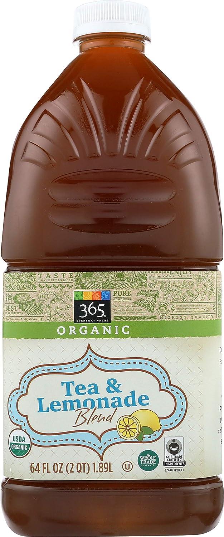 Fixed price for sale 365 by WFM Tea Lemonade 4 years warranty Oz 64 Organic Fl Blend