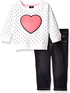 Girls' Fashion Top and Pant Set (More Available Styles)