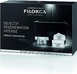 Filorga NCEF REVERSE Crema Multicorrección Suprema Arrugas Firmeza Luminosidad, 50ml+REGALO Sleep and Lift, 15ml+Meso-Mask 15ml+