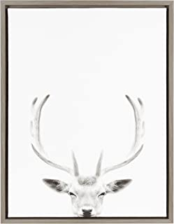 framed stag pictures
