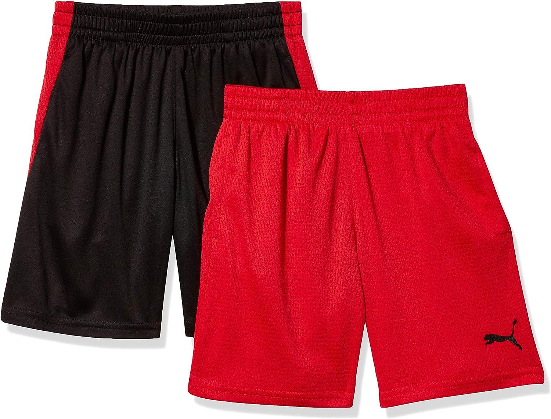 PUMA Boys' Athletic Shorts