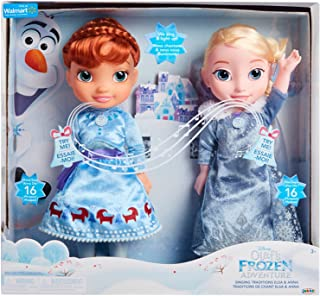 Best anna and elsa singing dolls Reviews