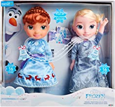 Frozen Olafs Adventure Singing Traditions Elsa and Anna