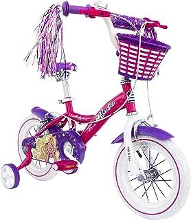 """SPARTAN SP-3008 14"""" Mattel Barbie Bicycle, Pink"""