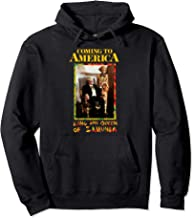 Coming to America: King and Queen Zamunda Pullover Hoodie