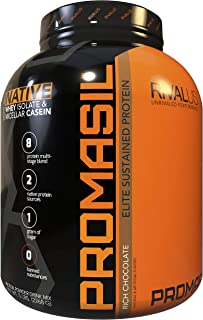 Rivalus Promasil Chocolate 5lb, Brown