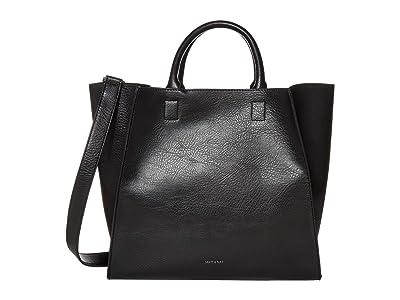 Matt & Nat Loyal (Black/Black) Bags