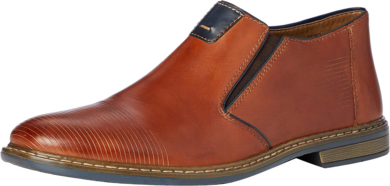 Rieker Mens Boots Max 61% OFF Navy Brandy Royal Cheap mail order shopping