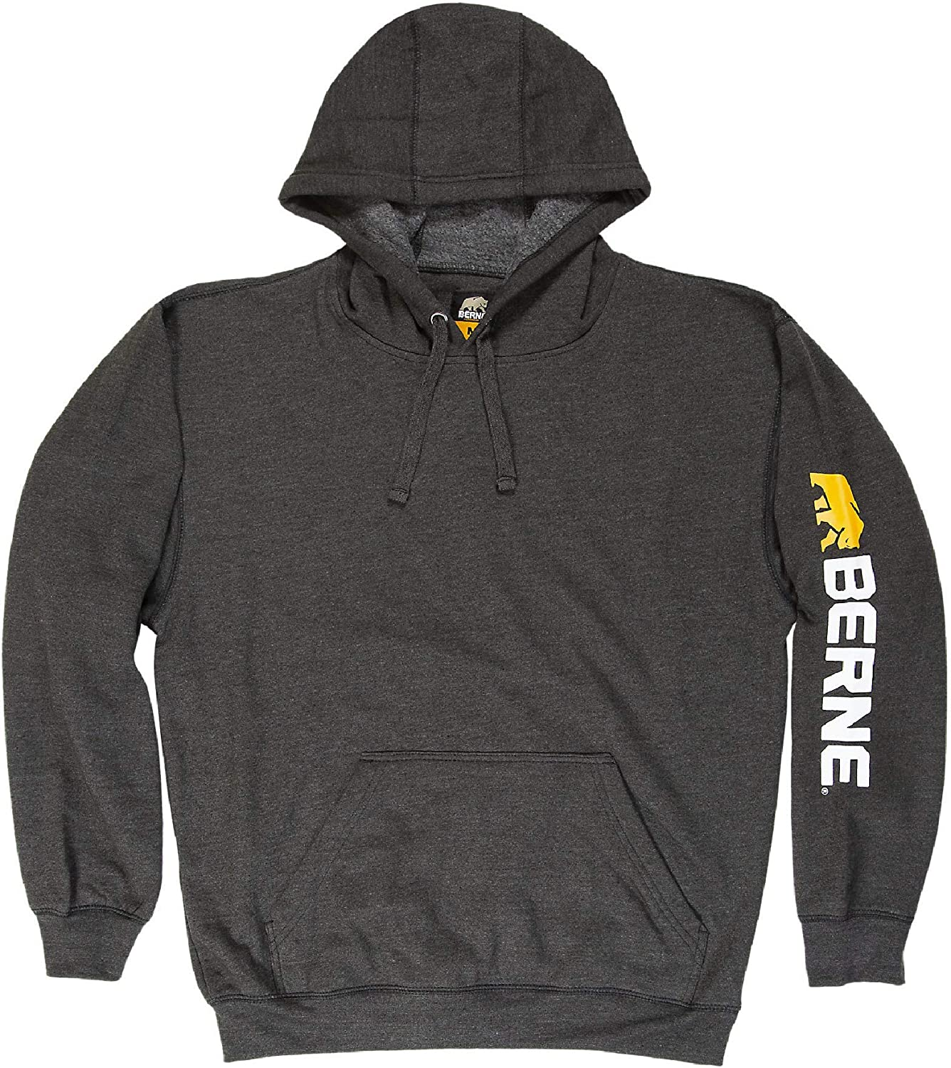 Berne Men's Signature Sleeve Hooded Pullover
