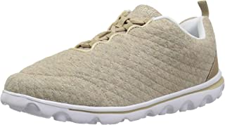 Propet Women's TravelActiv Woven Walking Shoe