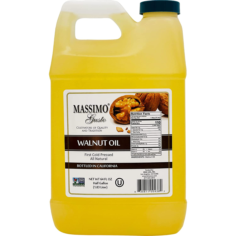 Massimo Dealing full price reduction Gusto - Walnut 2 Gallon Oil 1 Finally resale start